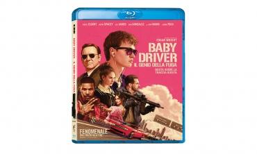 Baby Driver: Il genio della fuga (Blu-Ray)