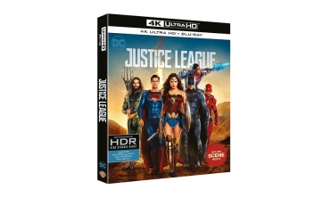 Justice League (4K UHD + Blu-ray)