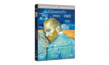 Loving Vincent (Blu-Ray Special Edition)