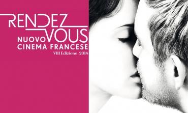 VIII edizione di Rendez-Vous: il nuovo cinema francese sbarca in Italia
