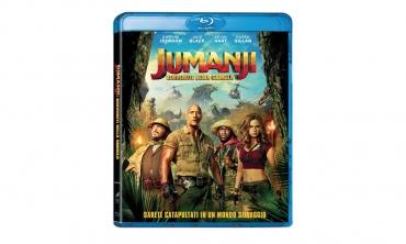 Jumanji - Benvenuti nella giungla (Blu-Ray)