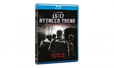 Ore 15:17 - Attacco al treno (Blu-ray)