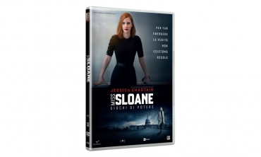 Miss Sloane - Giochi di potere (DVD)