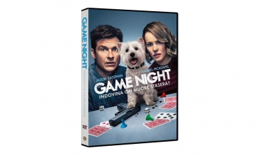 Game Night - Indovina chi muore stasera? (DVD)