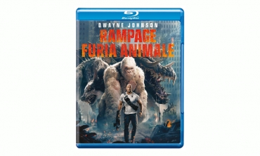 Rampage: Furia animale (Blu-ray)