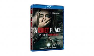 A Quiet Place - Un posto tranquillo (Blu-ray)