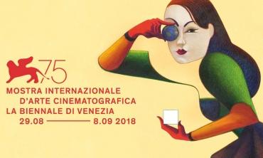 Venezia 2018: i film presentati nella 75a edizione della Mostra Internazionale d'Arte Cinematografica