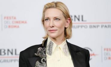 Cate Blanchett alla 13a edizione della Festa del Cinema di Roma