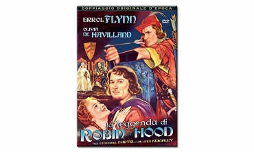 La leggenda di Robin Hood - (DVD)