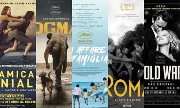 Conosciamo la redazione: i migliori film del 2018 secondo Elena Pedoto - Best Four + Menzione Speciale