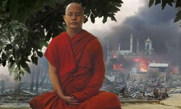 L'interpretazione violenta e razzista del buddhismo de Il Venerabile W.
