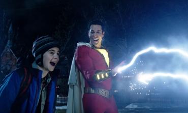 Shazam! Capitano, mio capitano…