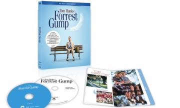 Forrest Gump: (Blu-Ray-Limited Edition-25° Anniversario)