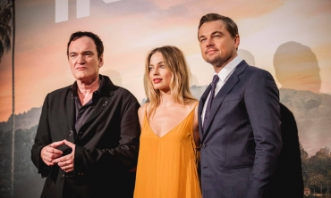 C'era una volta a... Hollywood: presentato il film a Roma