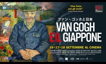 Van Gogh e il Giappone apre la nuova stagione della grande arte al cinema di Nexo Digital, il 16, 17, 18 settembre.