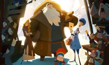 Klaus, ovvero le origini di Babbo Natale...ma purtroppo solo su Netflix