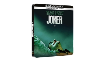 Joker (Steelbook 4K Ultra HD + Blu-Ray)