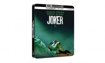 Joker (Steelbook 4K Ultra HD + Blu-Ray)