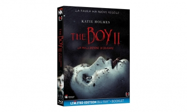The Boy - La maledizione di Brahms (Blu-ray, edizione limitata)