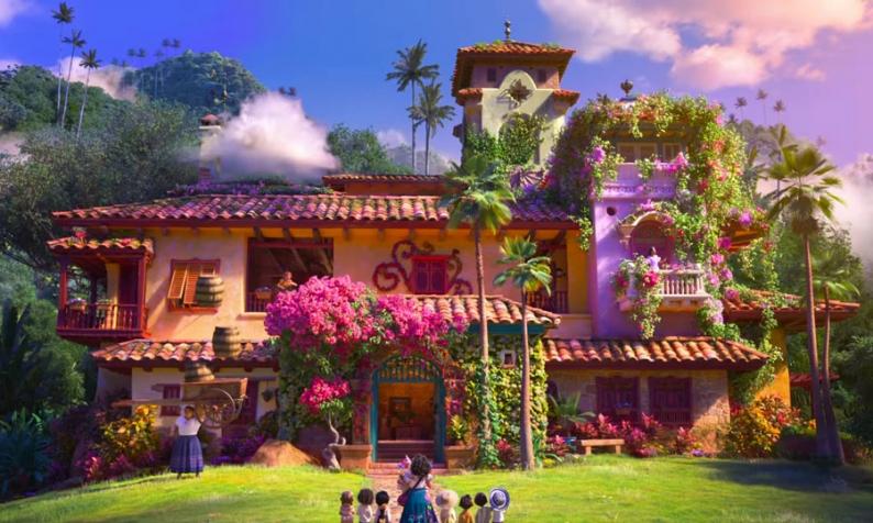 Encanto: il primo trailer del nuovo magico film d'animazione Disney, al cinema in autunno