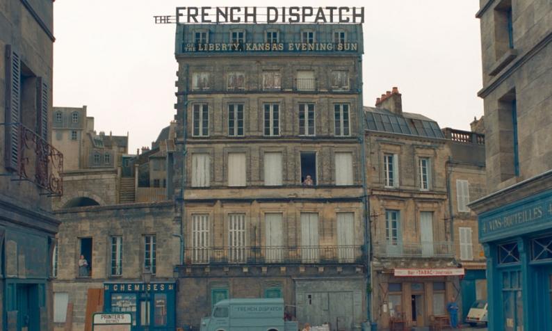 The French Dispatch: il film di Wes Anderson presentato a Cannes 2021, arriva al cinema a novembre