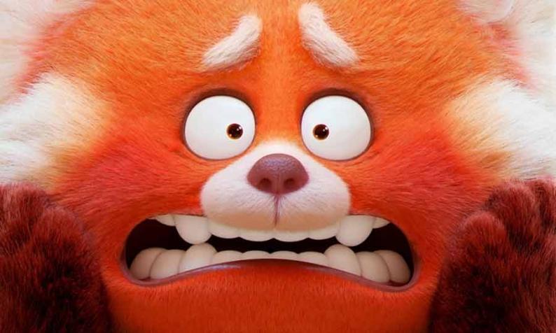 Red: Il primo trailer del nuovo film d'animazione Disney e Pixar