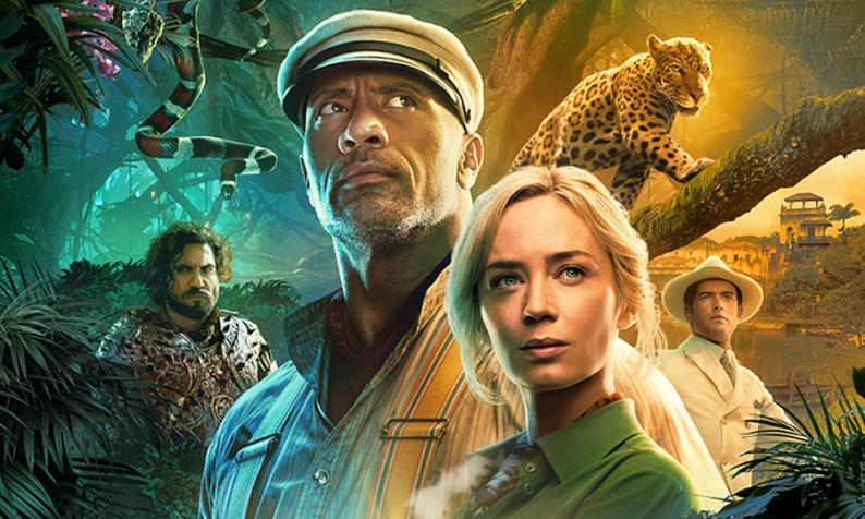 Jungle Cruise:  Avventura e divertimento nel nuovo film con Dwayne Johnson