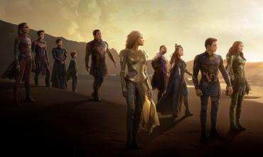 Eternals: il nuovo film Marvel chiuderà la Festa del Cinema di Roma e Alice nella città