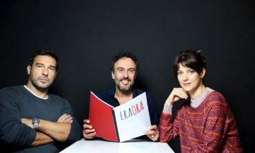 Al via le riprese di 'Era Ora', di Alessandro Aronadio, con Edoardo Leo e Barbara Ronchi