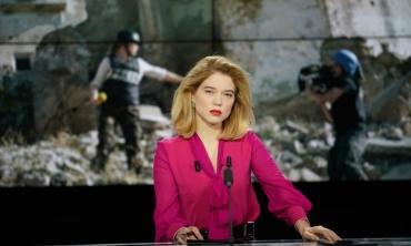 France: Bruno Dumont dirige Léa Seydoux in una riflessione critica sulla società mediatica e dello spettacolo