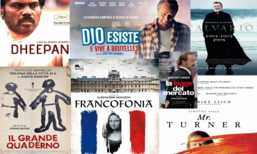 Conosciamo la Redazione: i migliori film del 2015 di Silvia Fabbri